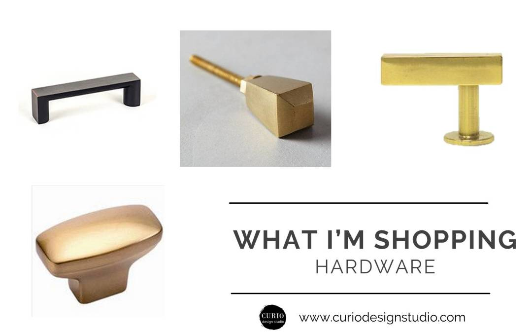 What I M Shopping Bathroom Hardware Curio Design Studio