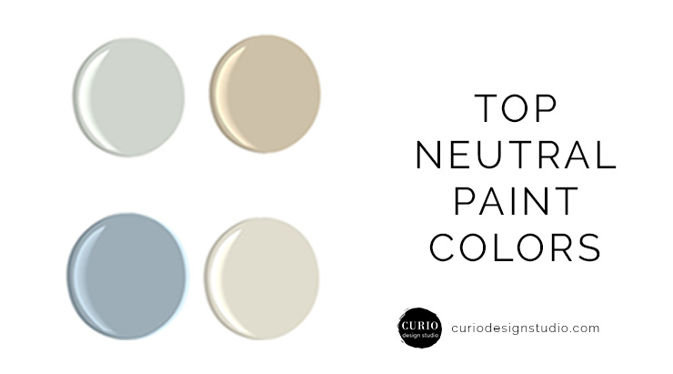 Blog curio design studio for Rich neutral paint colors