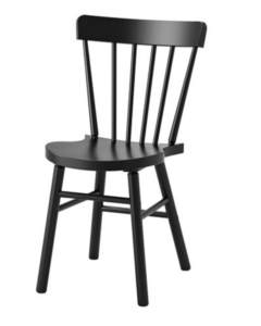 norraryd-chair-black-ikea