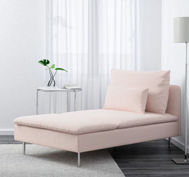 soderhamn-chaise-light-pink