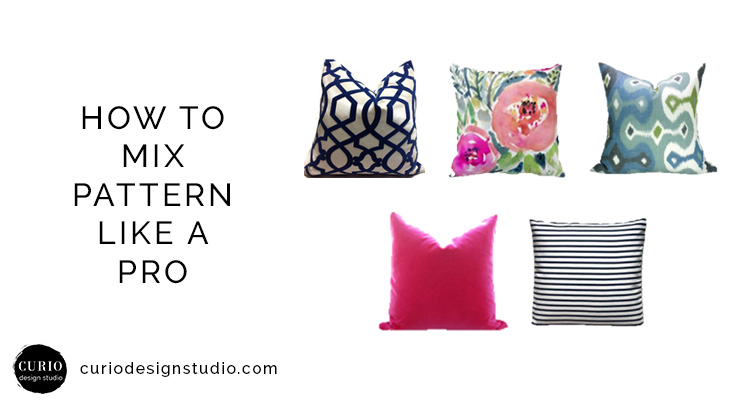 HOW TO MIX PATTERN