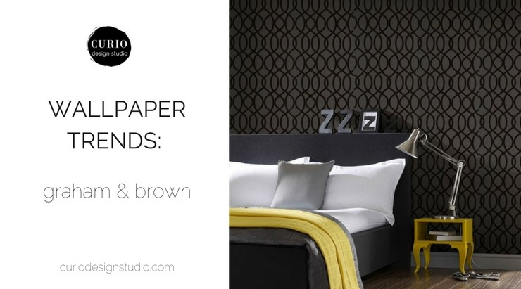 WALLPAPER TRENDS GRAHAM & BROWN