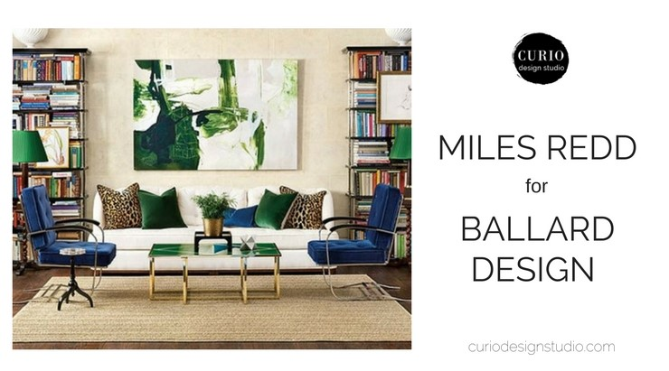 MILES REDD FOR BALLARD DESIGN