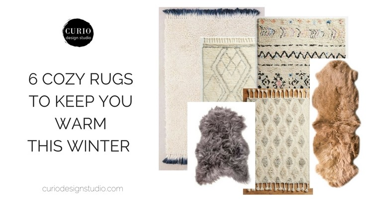 6 COZY RUGS TO WARM YOU UP THIS WINTER