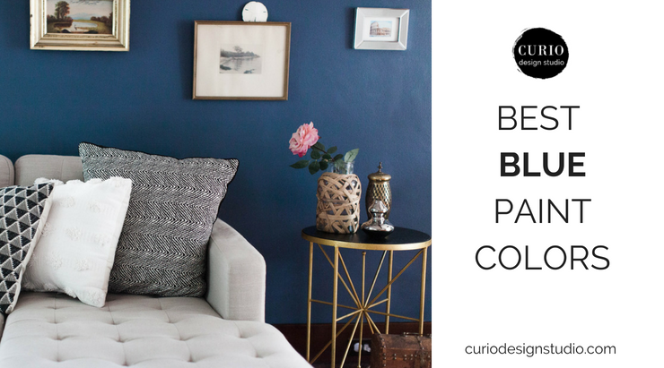 Pin It On Pinterest Curio Design Studio Best Blue Paint Colors