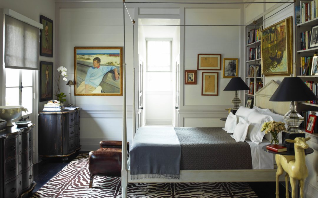 GET THE LOOK: AN ECLECTIC DESIGNER BEDROOM