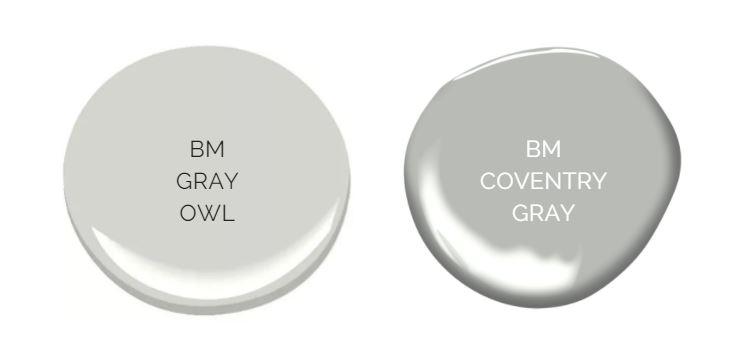 Favorite Gray Color Combos