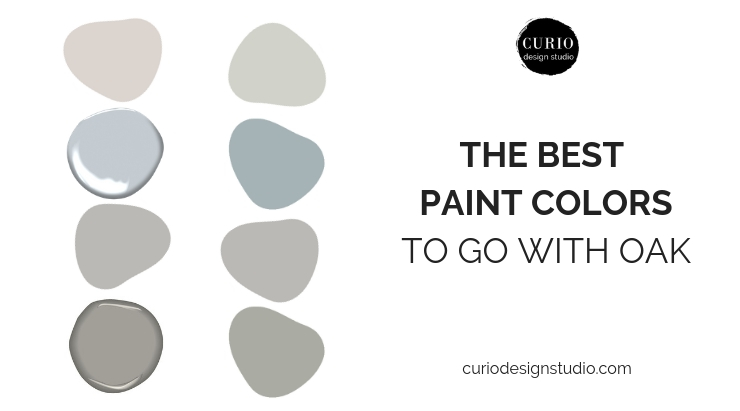 Best Paint Colors To Go With Oak